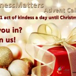 #KindnessMatters - Kindness Advent Calendar. Support your Community!