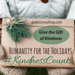 #kindnesscounts - Humanity for the Holidays
