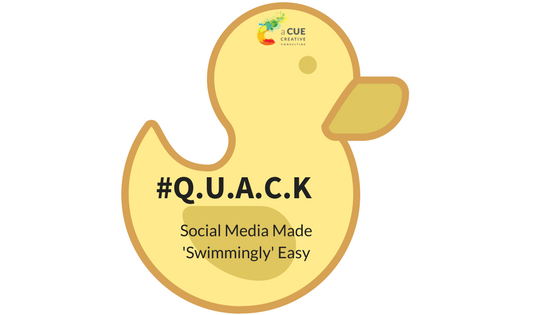 QUACK - Social Media Method a Cue Consulting