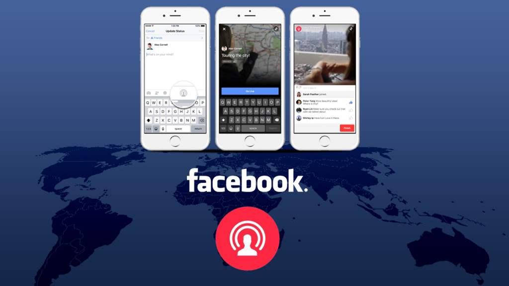 Facebook LIVE for your business - a Cue Consulting