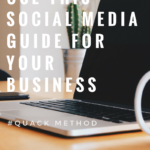 Social Media Vancouver - QUACK method