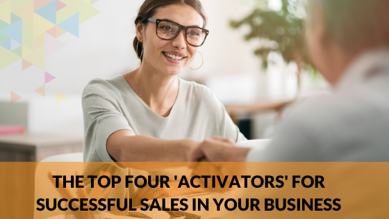 How to make sales in business